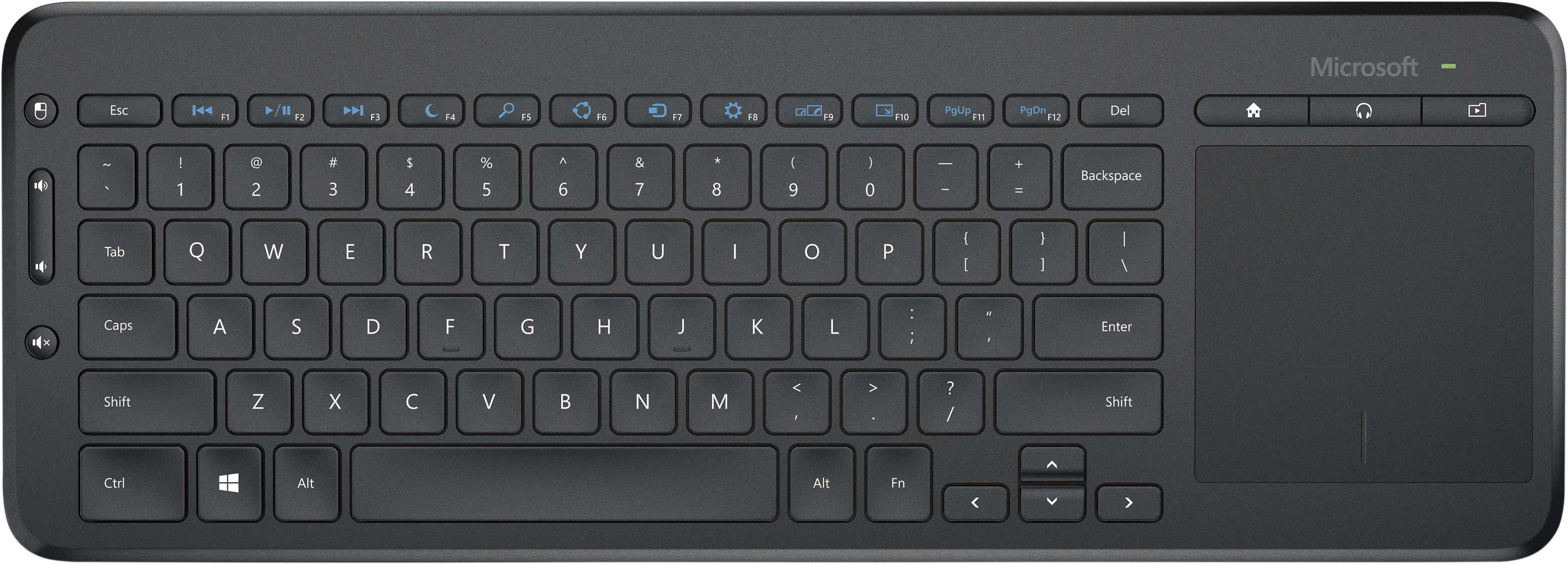 Microsoft All-in-One Media Keyboard Tastatur